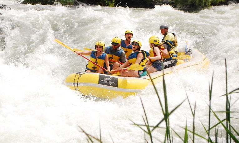 Rafting the Rogue River in Ashland, Oregon
