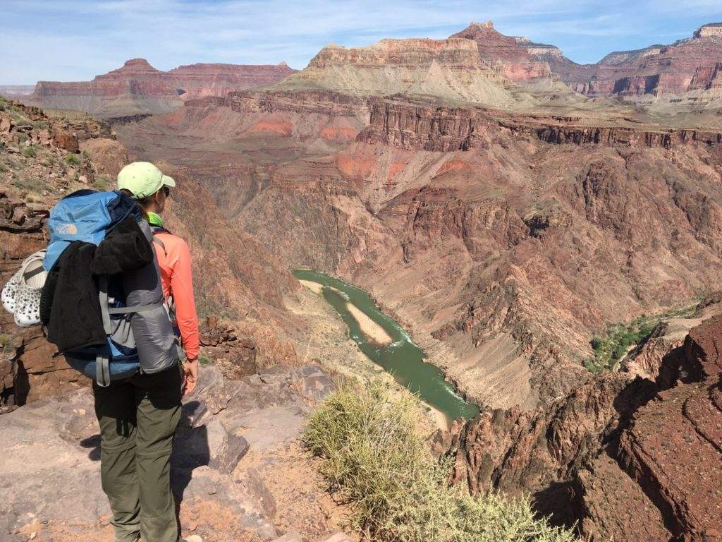 Hiking the Grand Canyon South Kaibab Trail